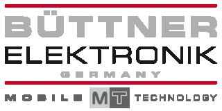 Logo unseres Handelspartners Büttner Elektronik - Caravan Service Stehmeier - Wohnmobil Wohnwagen Service Werkstatt