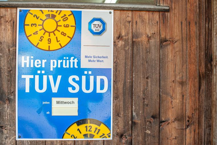Caravan Service Stehmeier - HU/AU und Gasprüfung in Zusammenarbeit mit dem TÜV-Süd - Oberhaching-München